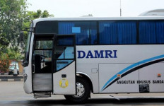 DAMRI Siap Realisasikan Bus Listrik Sebagai Moda Transportasi Masa Depan - JPNN.com