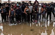 Perang Belum Berhenti, Pengungsi Kian Melimpah - JPNN.com