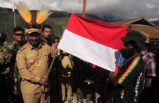 150 Tentara Organisasi Papua Merdeka Turun Gunung - JPNN.com