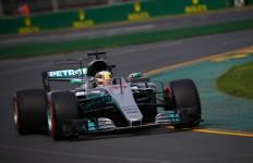 Lewis Hamilton Perkasa di Dua Kali Latihan GP Australia - JPNN.com