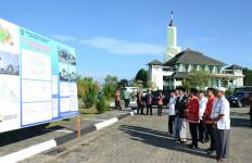 Pembangunan Asrama Haji Mandailing Natal Diluncurkan - JPNN.com