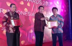 DPD RI Raih Penghargaan Utama di Ajang PRIA 2017 - JPNN.com