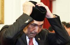 Soal Kondisi Menhub, Luhut: Saya Terus Terang Prihatin Melihatnya - JPNN.com