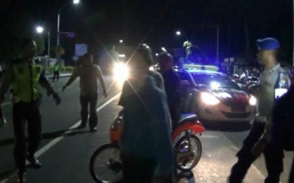 Polisi Gencarkan Razia Knalpot di Jakarta, Kawasan Istana Dapat Perhatian Ekstra - JPNN.com