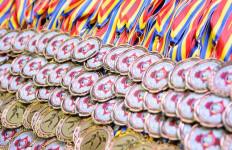 Hamdalah, Taekwondoin Asal Riau Sumbang Emas di SEA Games 2017 - JPNN.com