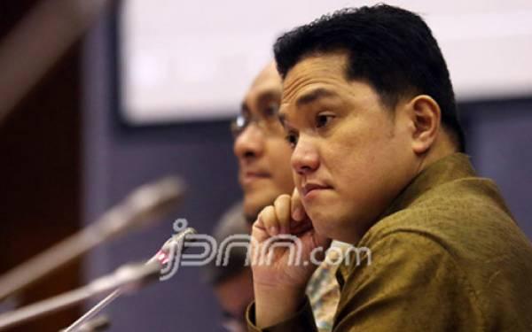 Samakan Persepsi, Erick Thohir Bakal Panggil KPAI dan Djarum - JPNN.com