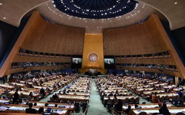 Indonesia Kembali Dipercaya Jadi Wakil Presiden Majelis Umum PBB - JPNN.com
