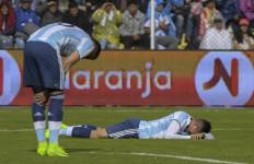 Messi Dihukum, Argentina Takluk dari Bolivia - JPNN.com