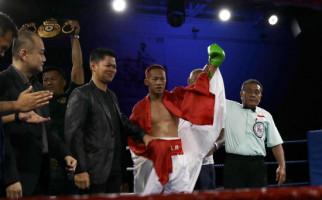 Cino Berpeluang Hadapi Juara Dunia WBA - JPNN.com