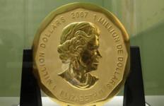 Heboh! Koin Emas Raksasa Hilang dari Museum - JPNN.com