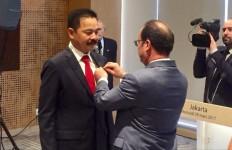Lion Air Terima Penghargaan dari Presiden Prancis - JPNN.com