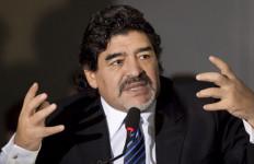 Sebut Trump Chirolita, Maradona Ditolak Masuk AS - JPNN.com