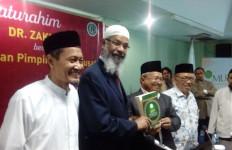 Hadiri Ceramah Zakir Naik, Empat Orang jadi Mualaf - JPNN.com