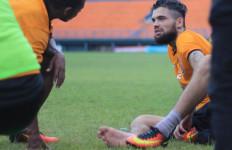 Cedera, Diego Michels Bisa Absen Tiga Pekan - JPNN.com