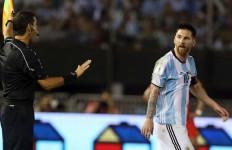 Lionel Messi: Ini Tidak Adil - JPNN.com