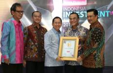 Indah Kiat Sabet Penghargaan Investasi 2017 - JPNN.com
