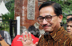 KPU Diminta Tindak Pendukung Jokowi yang Bawa APK ke Arena Debat - JPNN.com