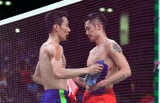 100 Persen Dijamin Seru, Lin Dan Vs Lee Chong Wei di 8 Besar - JPNN.com