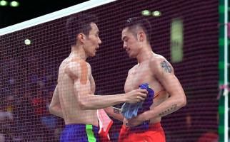Begini Perasaan Lin Dan Mendengar Lee Chong Wei Pensiun - JPNN.com