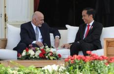 Presiden Ghani ke RI, Alangkah Senangnya Bertemu Jokowi - JPNN.com