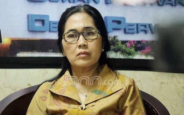 Mbak Puan Berpeluang Jadi Ketua DPR, Begini Respons Eva Sundari - JPNN.com