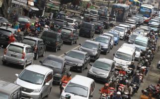 Jasa Marga Lakukan Uji Coba Relokasi Pintu Masuk Contraflow ke Km 0+200 Halim - JPNN.com