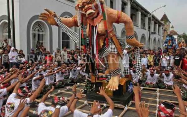Tegas, Polda Bali Larang Pawai Ogoh-Ogoh Jelang Nyepi - JPNN.com