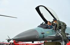 HUT ke-71 TNI AU, Ini Pesan Presiden Jokowi - JPNN.com