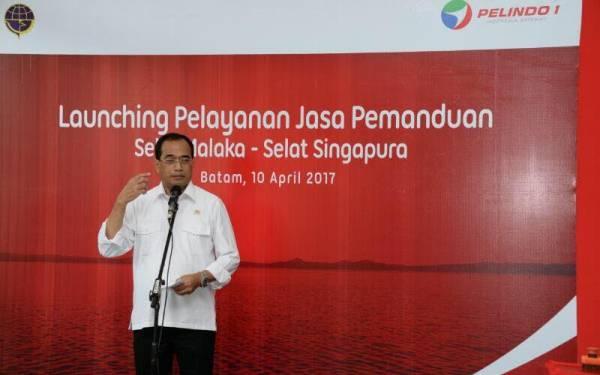 Menhub Eksekusi Pemanduan Kapal di Selat Malaka - JPNN.com