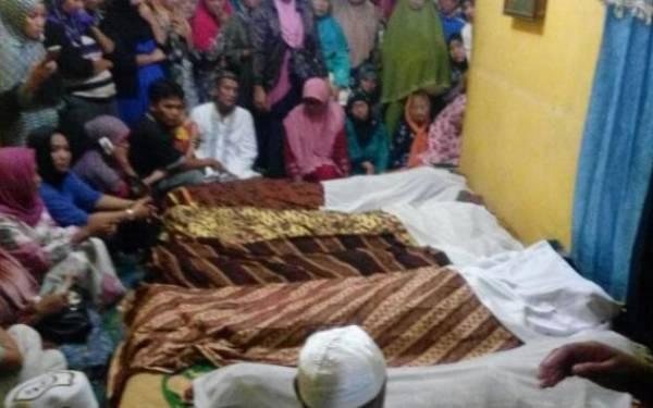 Keluarga: Ini Sangat Tragis Pelaku Pantas Ditembak Mati - JPNN.com