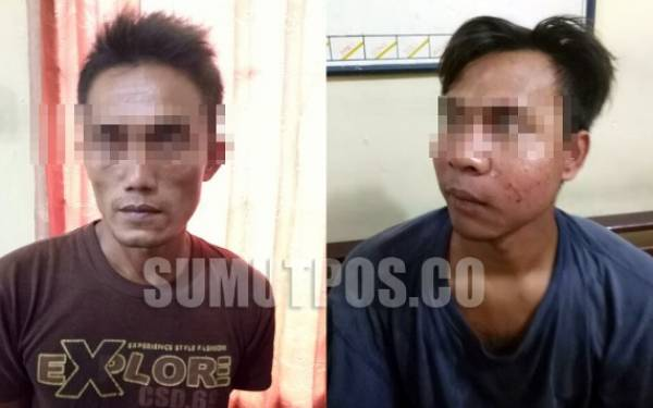 Dua Pembunuh Satu Keluarga Dibekuk, Wajahnya tuh - JPNN.com
