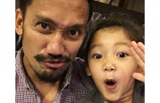 Anak Tora Sudiro Isi Lagu Baru Padi 'Kau Malaikatku' - JPNN.com