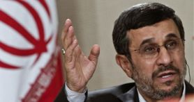 Buat yang Kangen dengan Ahmadinejad