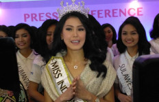 Natasha Mannuela Siap Lepas Mahkota - JPNN.com