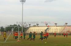Porsi Latihan Fisik Kalteng Putra Digenjot Jelang Kontra Persik Kediri - JPNN.com
