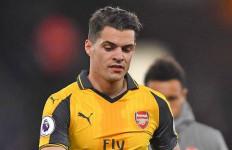 Masa Depan Granit Xhaka di Arsenal Tak Pasti - JPNN.com