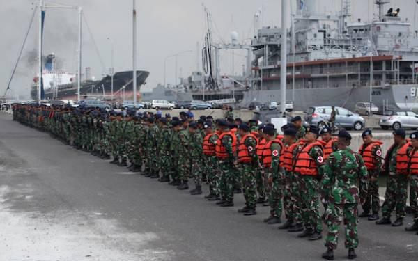 Koarmatim Siapkan Pasukan Penanggulangan Bencana Alam - JPNN.com