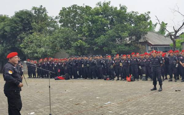 PDIP Siagakan 16.250 Personel Satgas Cakra Buana - JPNN.com