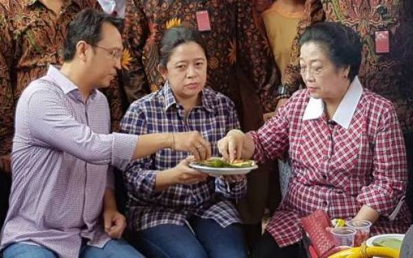 Puan Kandidat Ketua DPR, Begini Jawaban Megawati - JPNN.com