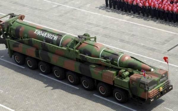 Citra Satelit Ungkap Senjata Terbaru Korea Utara, Begini Kemampuannya - JPNN.com