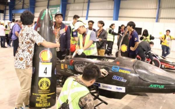 22 Mobil Mahasiswa Indonesia Kembali Ramaikan Shell Eco-marathon Asia 2019 - JPNN.com