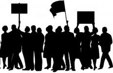 Buruh Migran Indonesia Demo di Depan KJRI Hong Kong, Apa Tuntutan Mereka? - JPNN.com