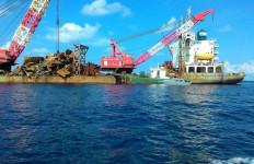 Eksploitasi Bawah Laut Indonesia, Kapal Tiongkok Ditangkap di Anambas - JPNN.com