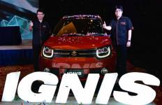 Ertiga Terlalu Dominan, Suzuki Genjot Penjualan Ignis - JPNN.com