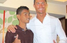 Sebegini Gaji Anak Angkat Ronaldo Jika Lulus Bintara Polri - JPNN.com
