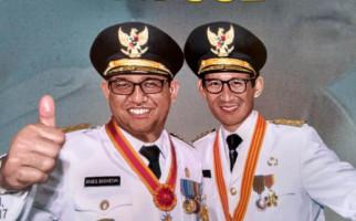 Tim Anies-Sandi Tak Tahu-Menahu soal Garuda Menoleh ke Kiri - JPNN.com