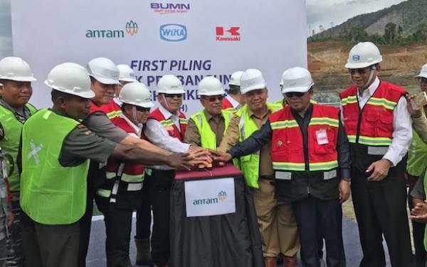 Pabrik Feronikel Antam Haltim Dibangun - JPNN.com