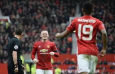 Jelang Derby Manchester: Rooney Tajam, Rashford Nyaman - JPNN.com