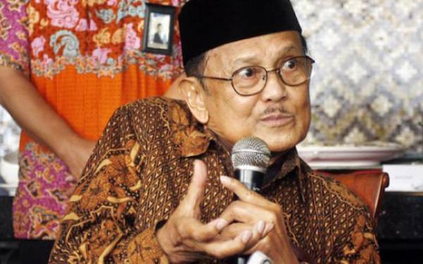 Jumain Appe: Saya Dikabari, Pak Habibie Melemah Jam 3 Sore - JPNN.com