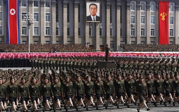 Korut dan Tiongkok Genjot Kerja Sama Militer - JPNN.com
